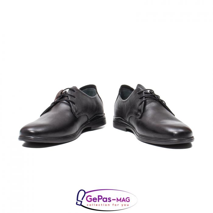 Pantofi eleganti barbat, piele naturala, OJ77703 4