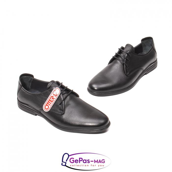 Pantofi eleganti barbat, piele naturala, OJ77703 1