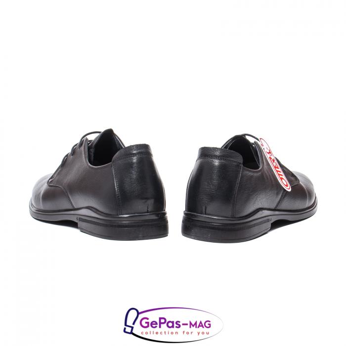 Pantofi eleganti barbat, piele naturala, OJ77703 6