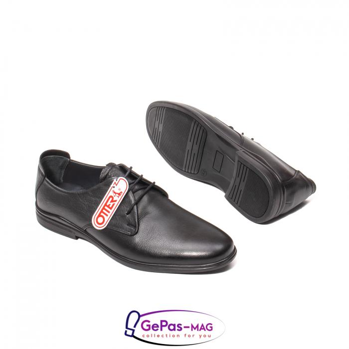 Pantofi eleganti barbat, piele naturala, OJ77703 3