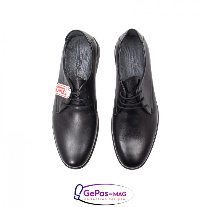 Pantofi eleganti barbat, piele naturala, OJ77703 5