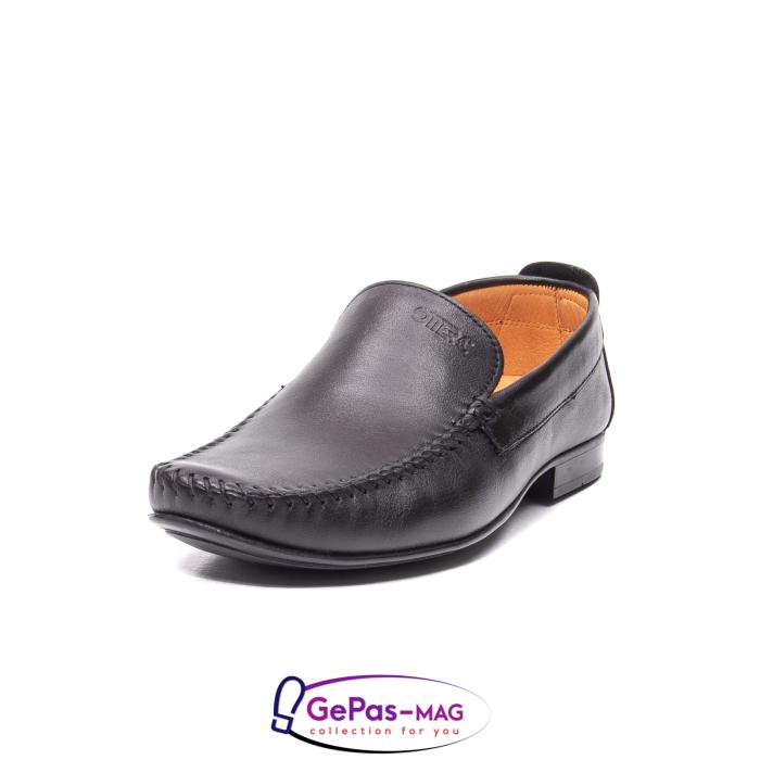 Pantofi eleganti barbat tip mocasin 0390 0