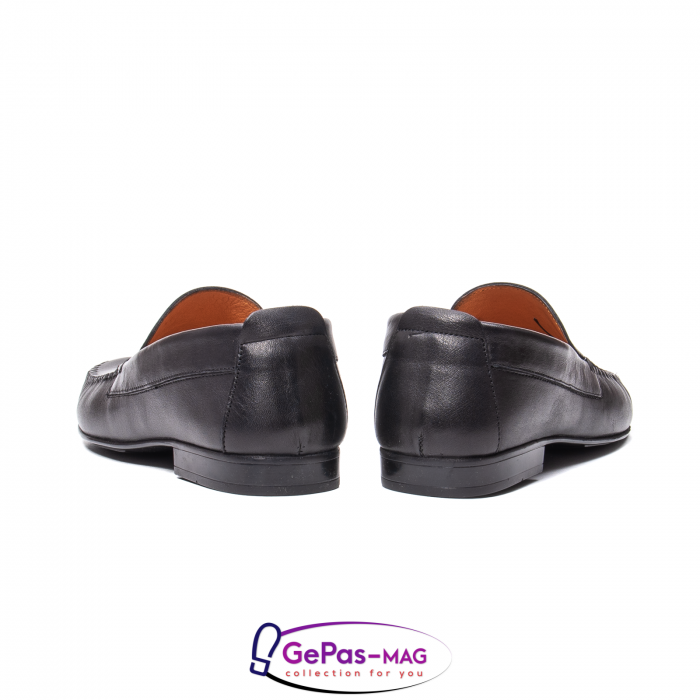 Pantofi eleganti barbat tip mocasin 0390 6