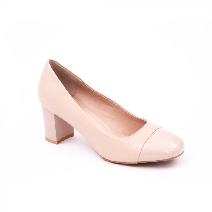 Pantofi eleganti dama 6046 nude 0
