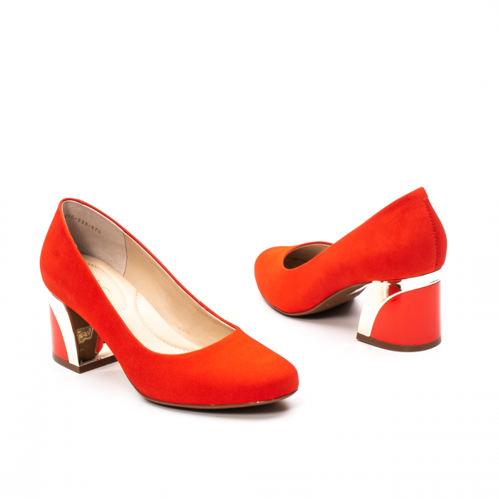Pantofi dama eleganti, EP-oe9690-535-670 2