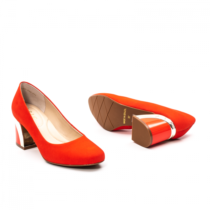 Pantofi dama eleganti, EP-oe9690-535-670 3