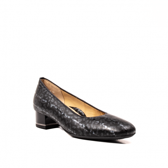 Pantofi eleganti dama, piele naturala lacuita, AR11838 0