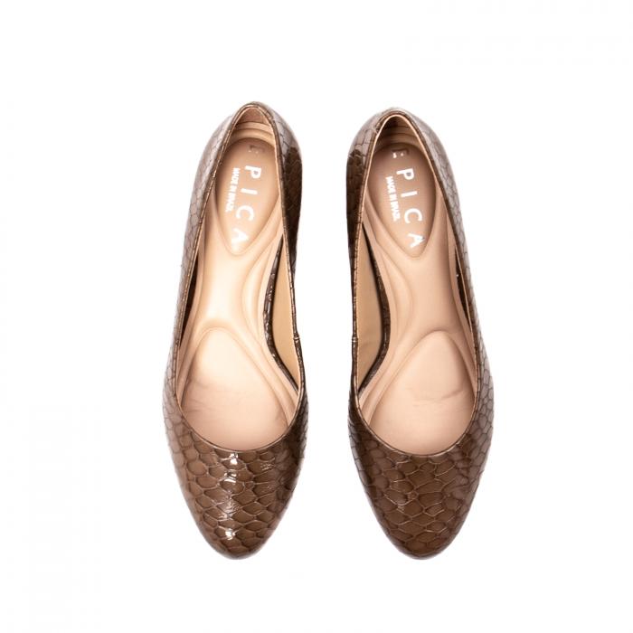 Pantofi eleganti dama, piele naturala, OE9825 5