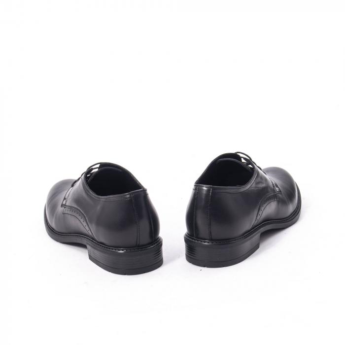Pantofi eleganti barbati piele naturala, Catali 192545 negru 6