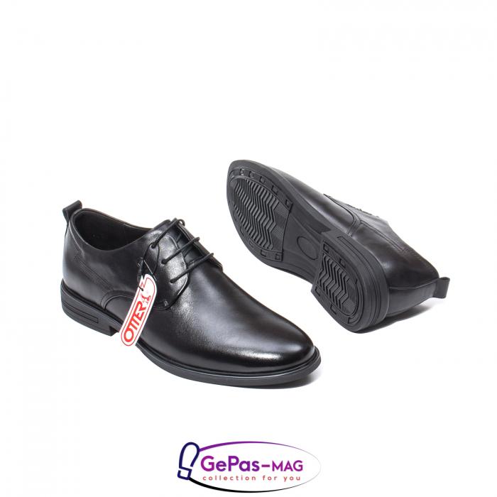 Pantofi eleganti barbat, piele naturala, E6Y96621 3