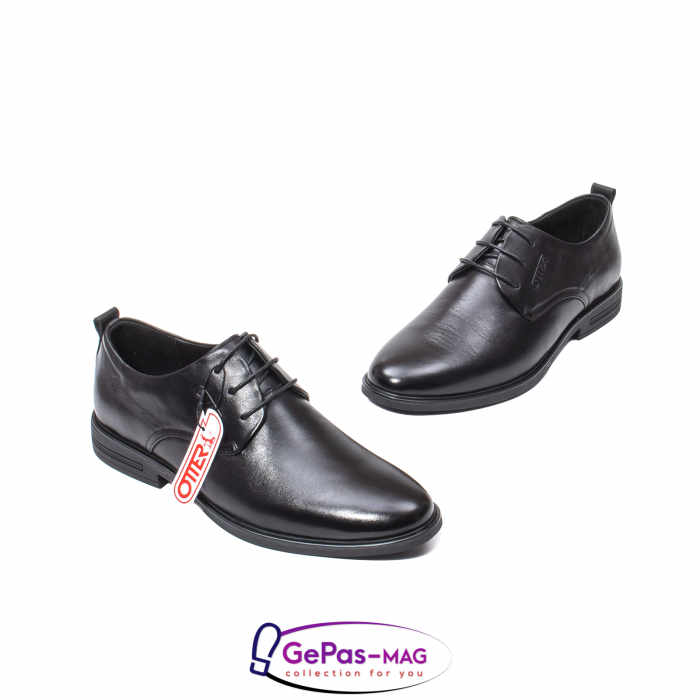 Pantofi eleganti barbat, piele naturala, E6Y96621 1