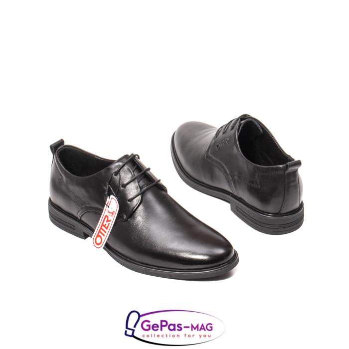 Pantofi eleganti barbat, piele naturala, E6Y96621 2