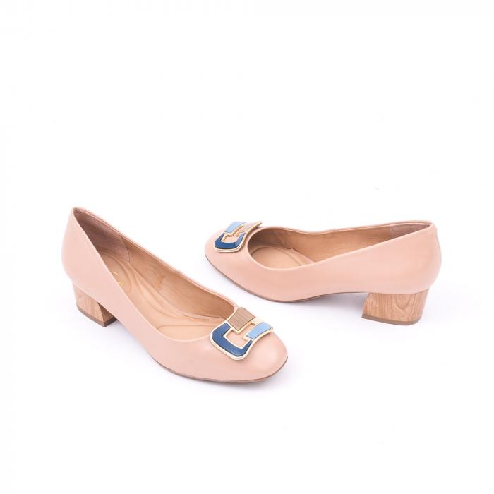 Pantofi eleganti EPICA OE8751 - bej 3