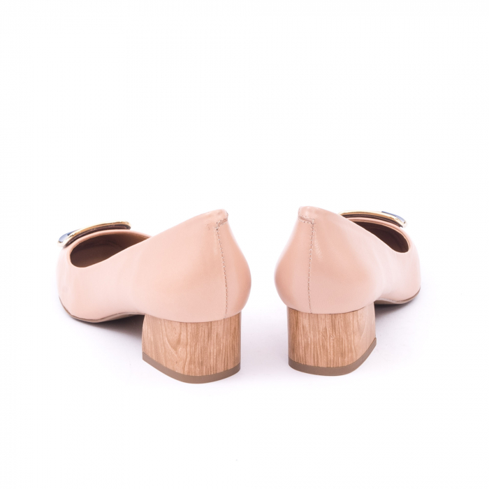 Pantofi eleganti EPICA OE8751 - bej 6