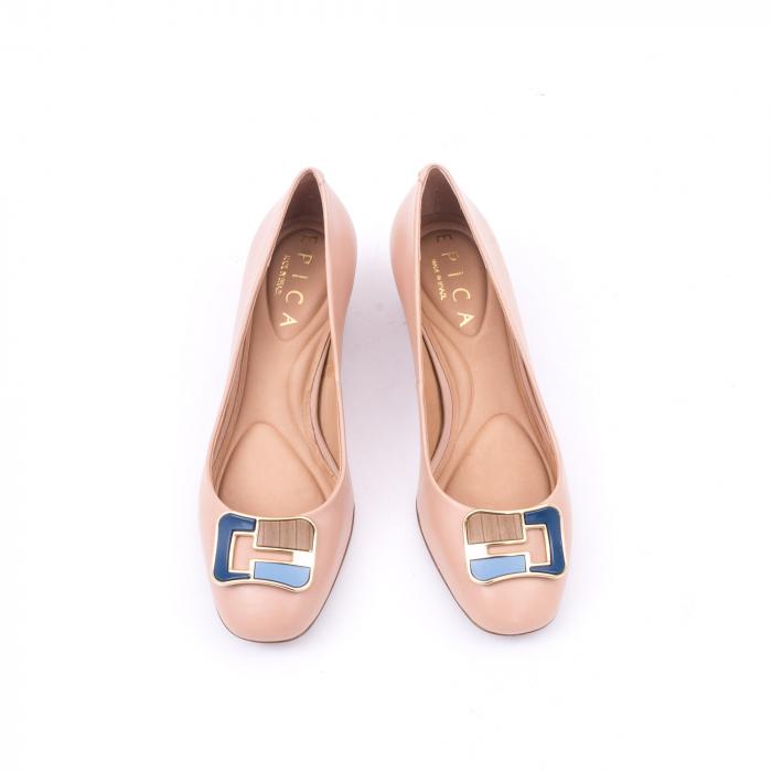 Pantofi eleganti EPICA OE8751 - bej 5