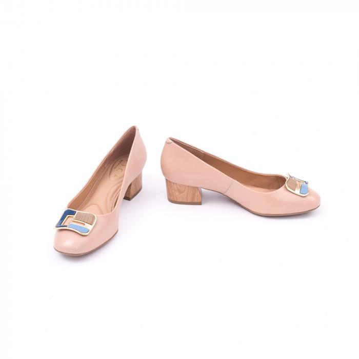 Pantofi eleganti EPICA OE8751 - bej 4