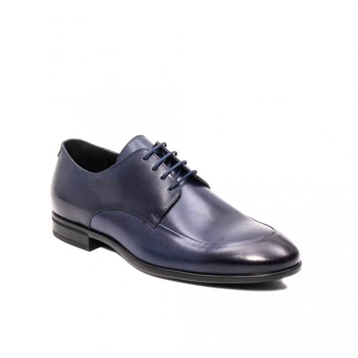 Pantofi barbati eleganti, piele naturala, LFX 577 BL 0
