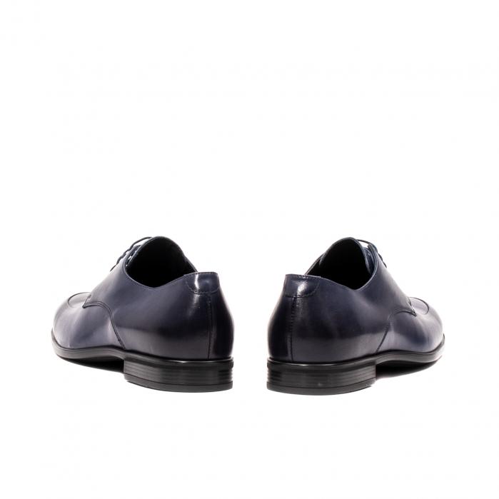 Pantofi barbati eleganti, piele naturala, LFX 577 BL 6