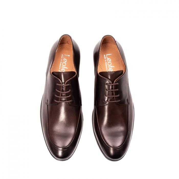 Pantofi barbati eleganti, piele naturala, LFX 577 M 5