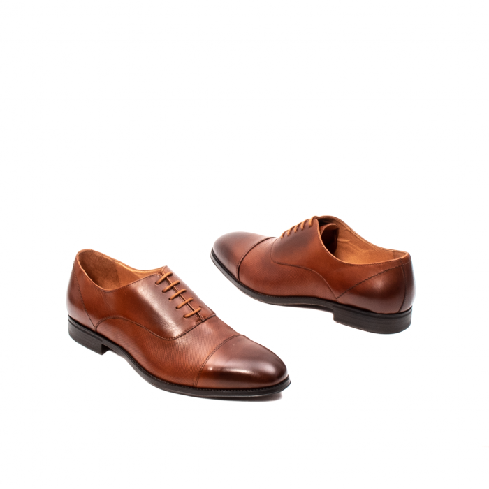 Pantofi barbati eleganti, piele naturala, LFX 579 C 3
