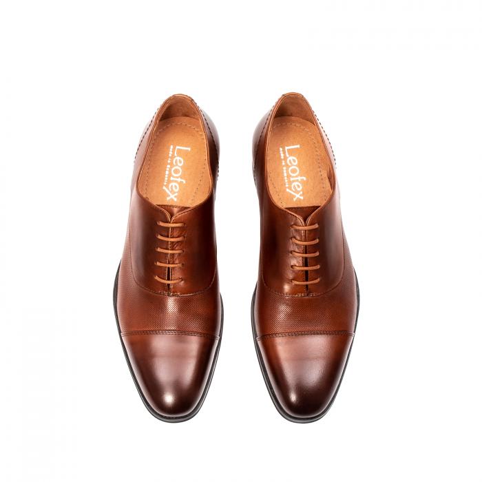Pantofi barbati eleganti, piele naturala, LFX 579 C 4