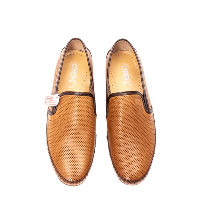 Pantofi barbati mocasini, OT-840111 5