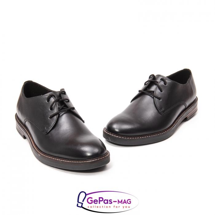 Pantofi Oxford din piele naturala Paulson Plain CL26144792 [1]