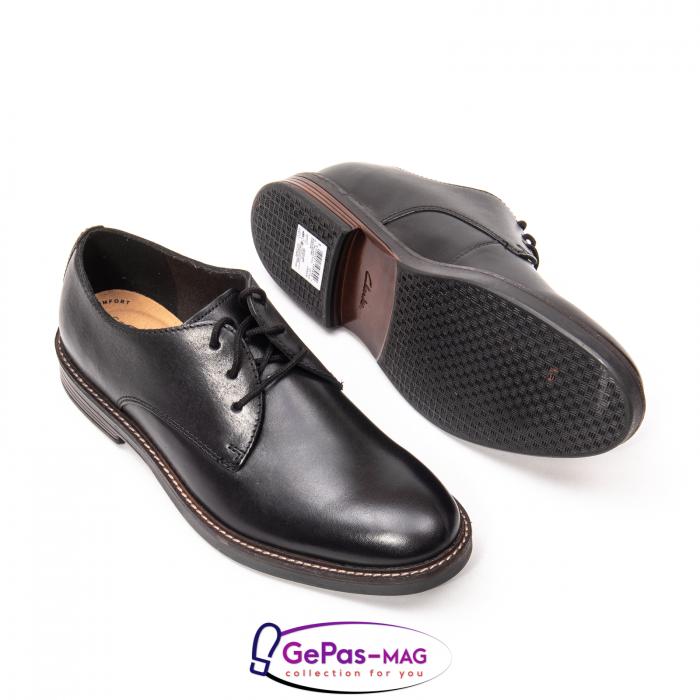Pantofi Oxford din piele naturala Paulson Plain CL26144792 [2]