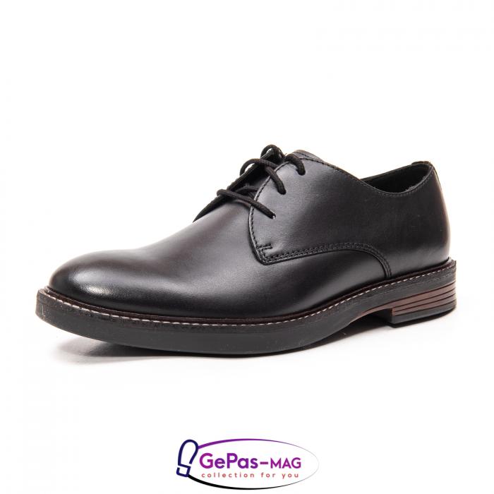 Pantofi Oxford din piele naturala Paulson Plain CL26144792 [0]