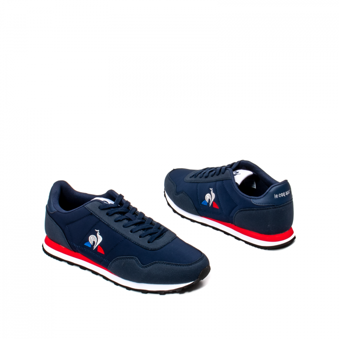 Pantofi sport barbat tip Sneakers, piele intoarsa ecologica, ASTRA 2020009 2