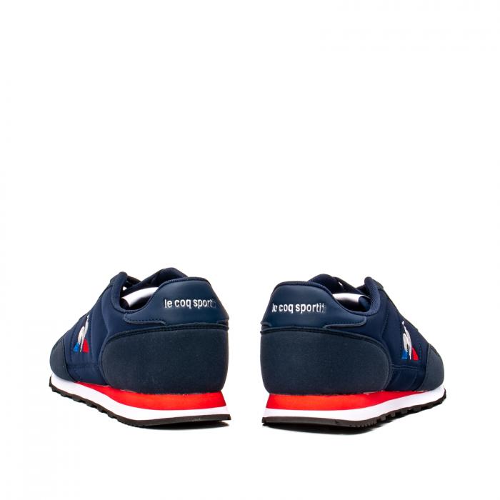 Pantofi sport barbat tip Sneakers, piele intoarsa ecologica, ASTRA 2020009 6