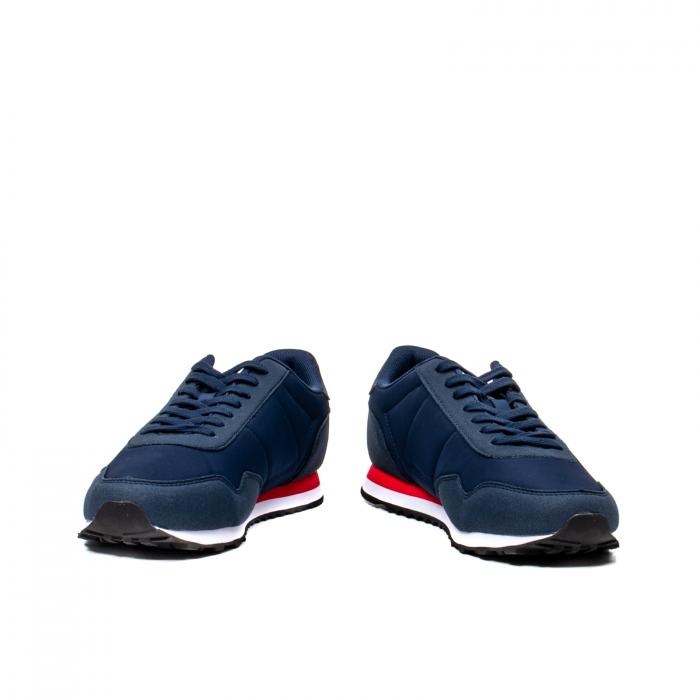 Pantofi sport barbat tip Sneakers, piele intoarsa ecologica, ASTRA 2020009 4