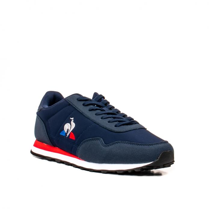 Pantofi sport barbat tip Sneakers, piele intoarsa ecologica, ASTRA 2020009 0