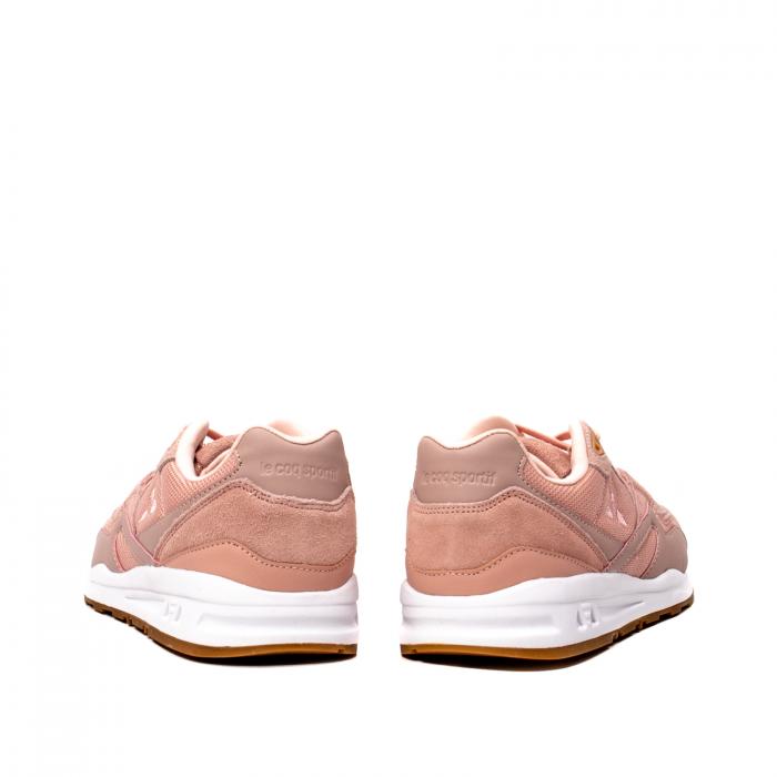 Pantofi sport dama tip Sneakers, piele naturala intoarsa, R800 W 6