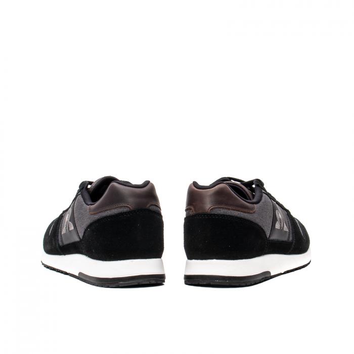 Pantofi sport unisex, piele intoarsa Jazy clasic LQ2020173 5