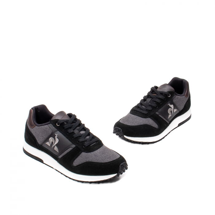 Pantofi sport unisex, piele intoarsa Jazy clasic LQ2020173 1
