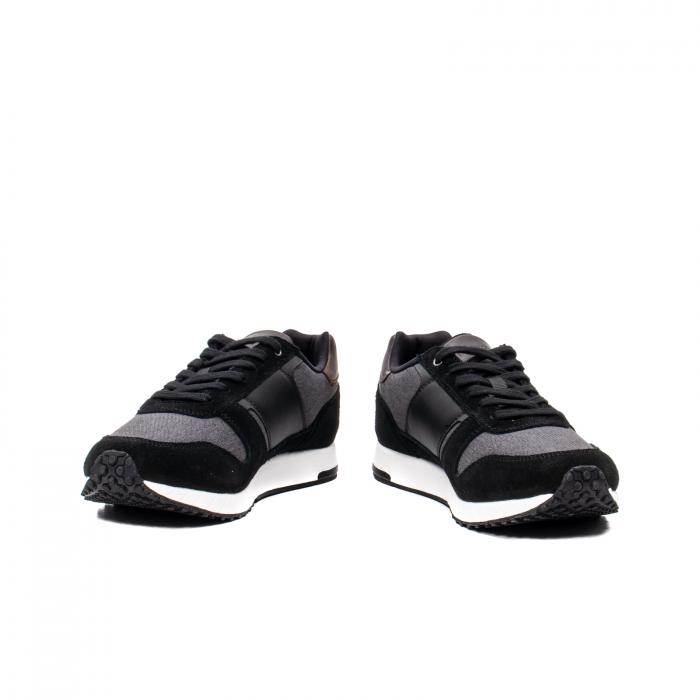 Pantofi sport unisex, piele intoarsa Jazy clasic LQ2020173 3