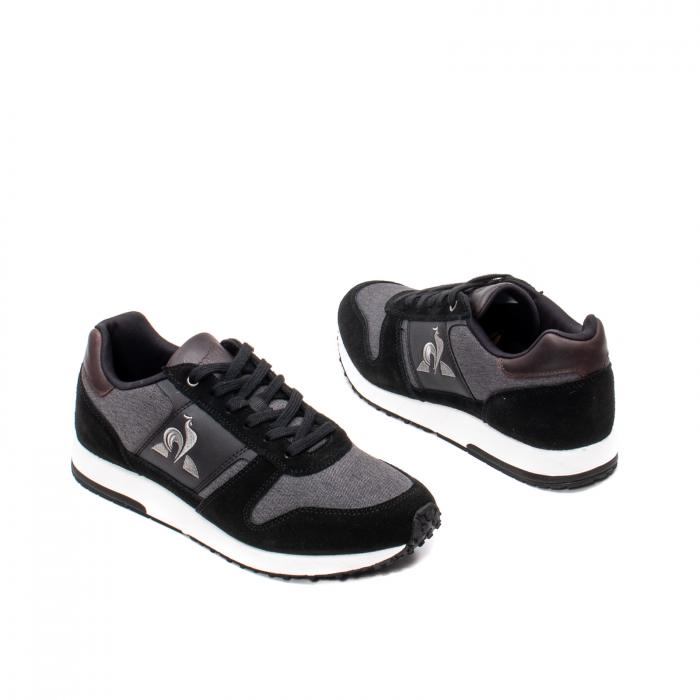 Pantofi sport unisex, piele intoarsa Jazy clasic LQ2020173 2