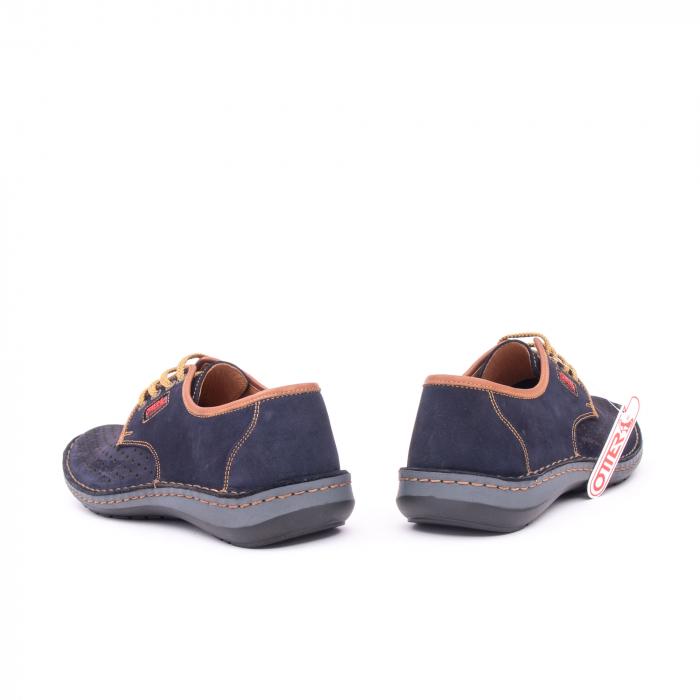 Pantofi barbati, piele naturala, OT 9558 42-2 6