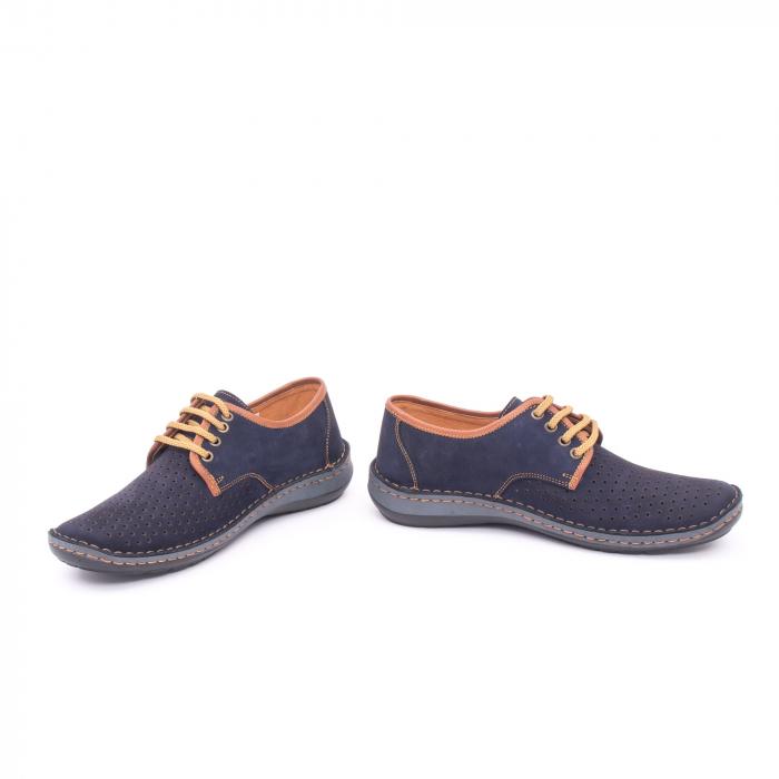 Pantofi barbati, piele naturala, OT 9558 42-2 4
