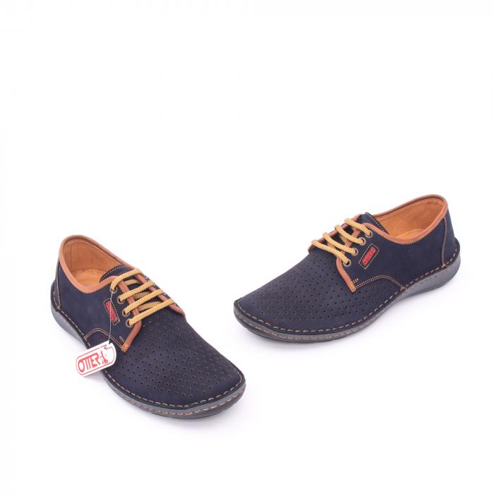 Pantofi barbati, piele naturala, OT 9558 42-2 1