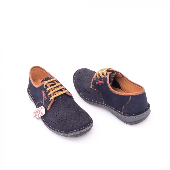Pantofi barbati, piele naturala, OT 9558 42-2 3