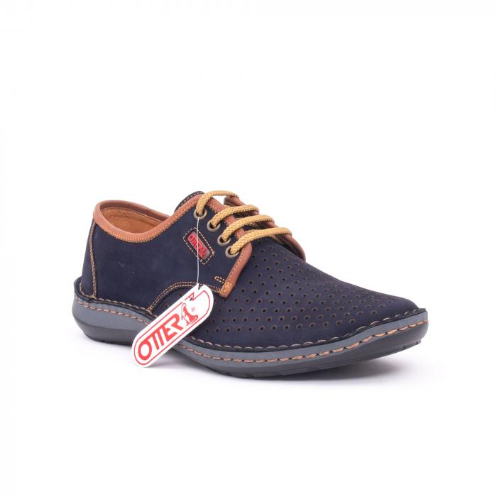 Pantofi barbati, piele naturala, OT 9558 42-2 0