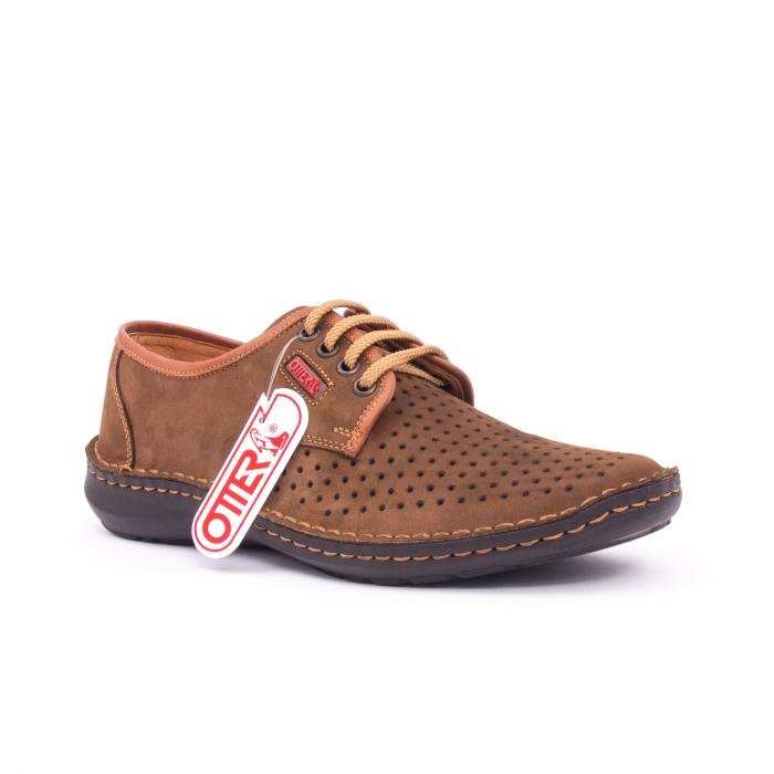 Pantofi vara barbat OT 9558 maro 0
