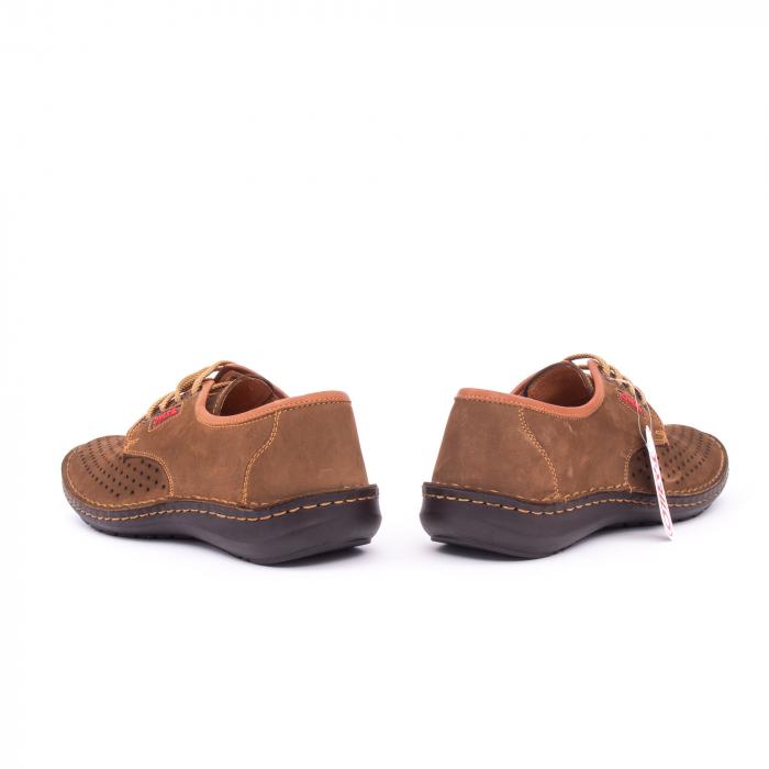 Pantofi vara barbat OT 9558 maro 5