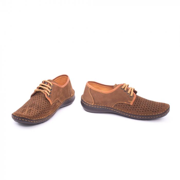 Pantofi vara barbat OT 9558 maro 4