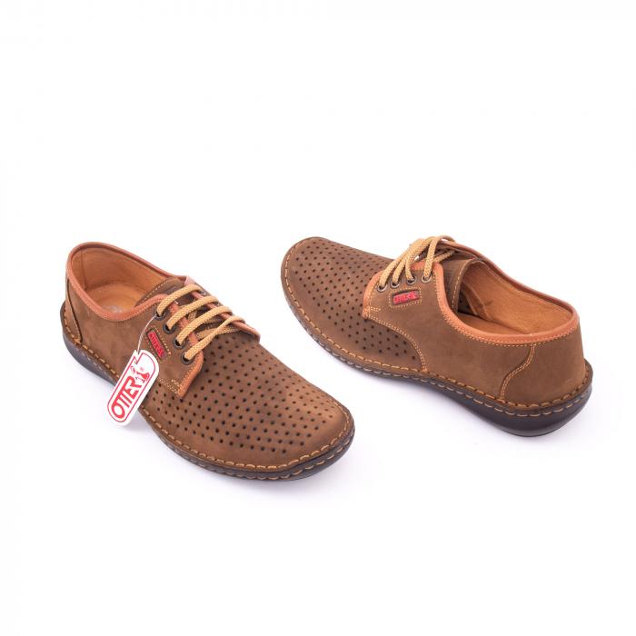 Pantofi vara barbat OT 9558 maro 3