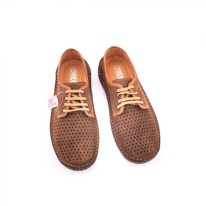 Pantofi vara barbat OT 9558 maro 6