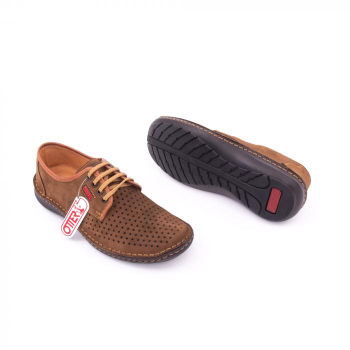 Pantofi vara barbat OT 9558 maro 2