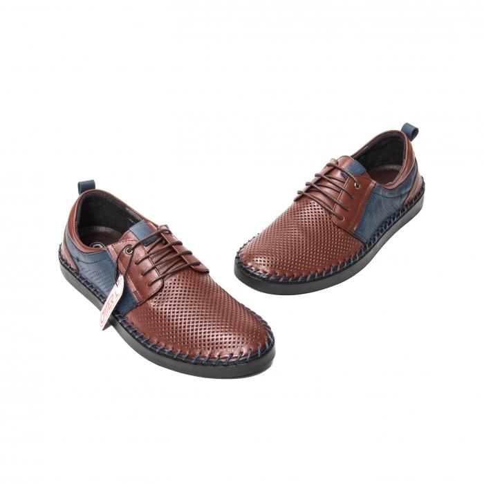 Pantofi vara barbat, piele naturala [1]